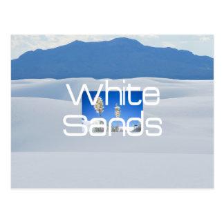 ABH White Sands Postcard