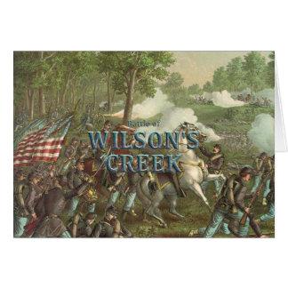 ABH Wilson's Creek Greeting Card