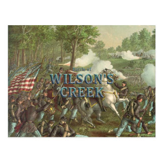 ABH Wilson's Creek Postcard