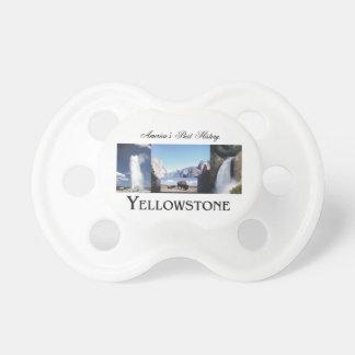ABH Yellowstone Pacifiers