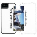 ABH Yellowstone Incipio Watson™ iPhone 5 Wallet Case