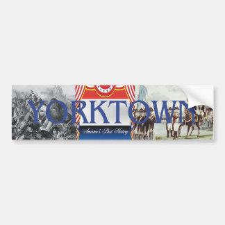 ABH Yorktown Bumper Stickers