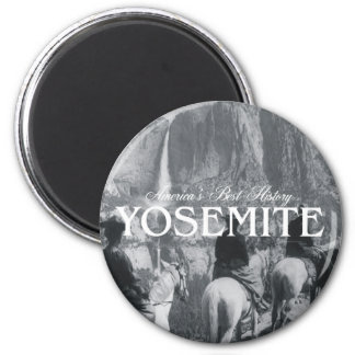 ABH Yosemite 6 Cm Round Magnet