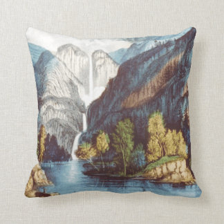 ABH Yosemite Throw Pillow