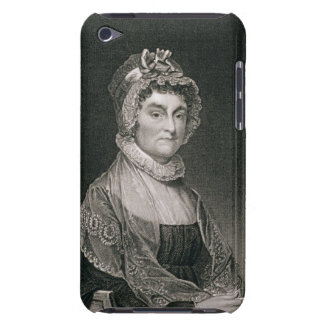 Abigail Adams, engraved by G.F. Storm (fl.c.1834) iPod Touch Cover