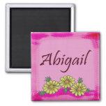 Abigail Daisy Magnet