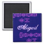 Abigail Designer Name I Magnet