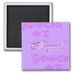 Abigail Designer Name IV Magnet