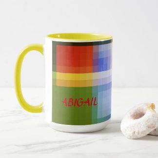 Abigail Full Color Mug