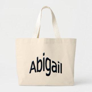 Abigail Jumbo Tote Bag