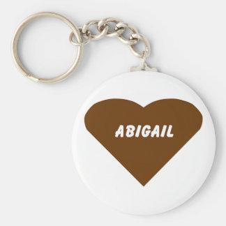 Abigail Key Ring