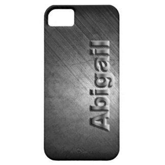 Abigail Personalised Phone Cover iPhone 5 Covers