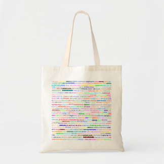 Abigail Text Design II CTC L.I.F.E. Bag
