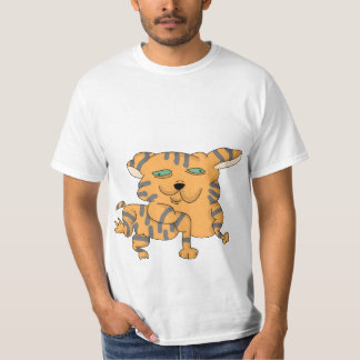 Abigail The Magestic Tigr Shirt