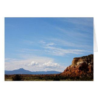 Abiquiu, New Mexico Card