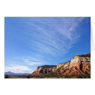 Abiquiu, New Mexico Greeting Card