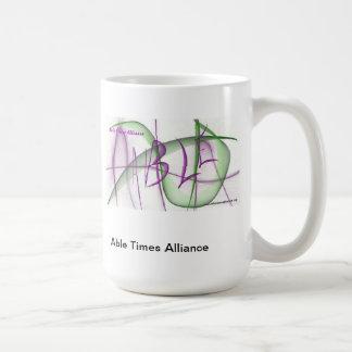 Able Times Alliance Mug