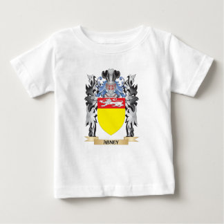Abney Coat of Arms - Family Crest Tshirt