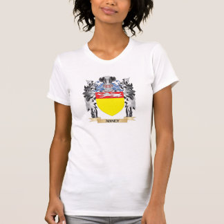 Abney Coat of Arms - Family Crest Tshirts