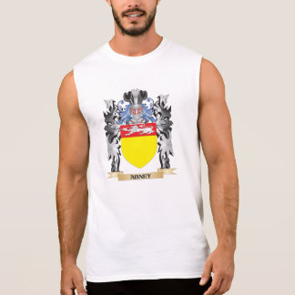 Abney Coat of Arms - Family Crest Sleeveless T-shirt