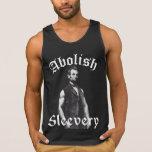 Abolish Sleevery - Abraham Lincoln Tanks