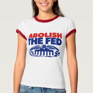 Abolish the FED Tshirt