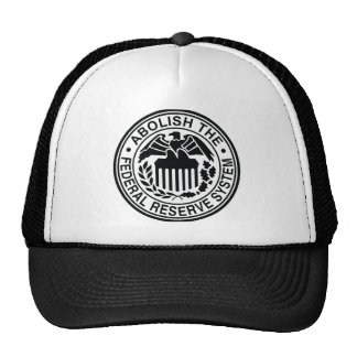 Abolish The Federal Reserve Cap