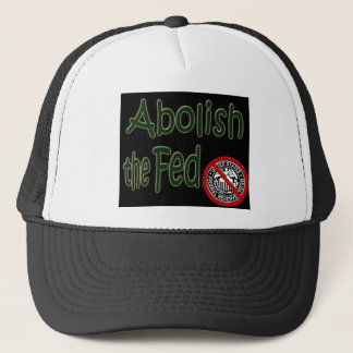 Abolish the Federal Reserve Tea Party Hat