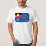 Aboriginal Australia Flag T-shirts