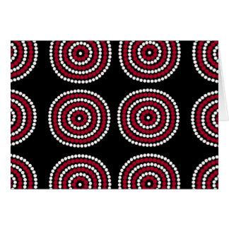 Aboriginal Card