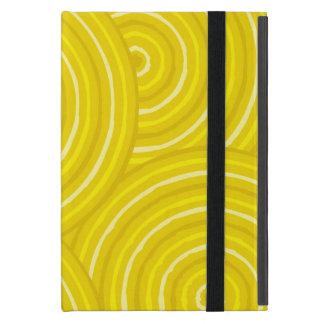 Aboriginal line painting iPad mini case