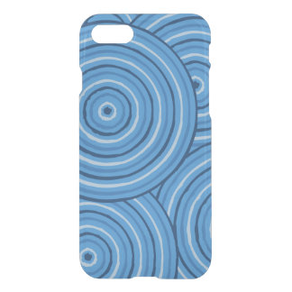 Aboriginal line painting iPhone 8/7 case