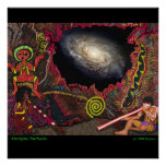 Aboriginal StarSeeds Poster