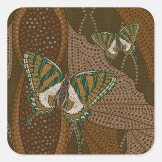 Aboriginal Swallowtail Sticker