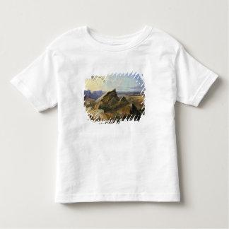 Aborigines in an Australian Landscape Toddler T-Shirt