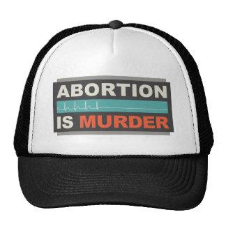 Abortion Is Murder Cap