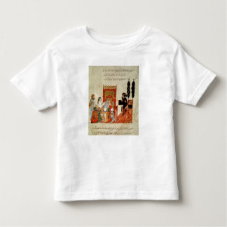 Abou Zayd preaching in the Mosque Toddler T-Shirt