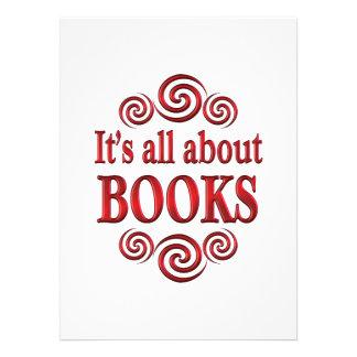 About Books Personalized Invitation
