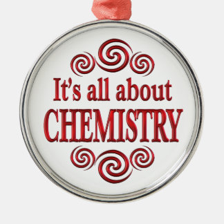 About Chemistry Christmas Tree Ornaments