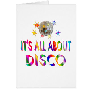 About Disco Card