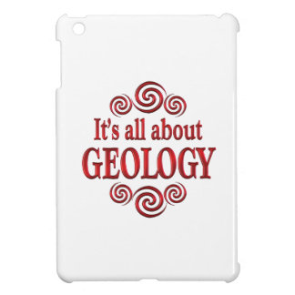 About Geology Case For The iPad Mini