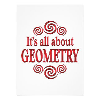 About Geometry Custom Announcement