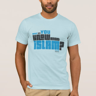 About Islam T-Shirt