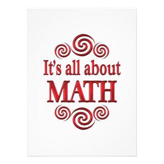 About Math Custom Invite