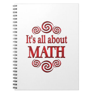 About Math Note Book