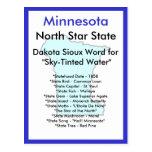 About Minnesota Postcard