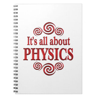 About Physics Note Book