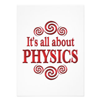 About Physics Personalized Invite