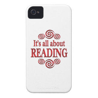 About Reading iPhone 4 Case-Mate Cases
