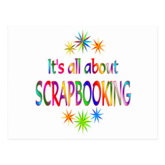 About Scrapbooking Post Cards